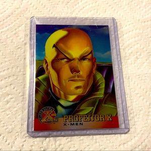 Professor X '95 Fleer Ultra X-Men Card
